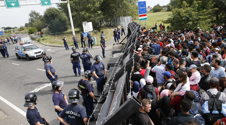 End of Schengen? EU countries toughen border control
