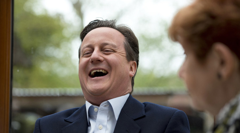 Cassetteboy v Cameron: Mashup artists mock Tory's Corbyn 'attack ad' (VIDEO)
