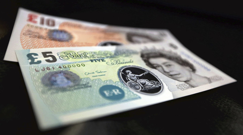 50% of British banknotes stashed abroad, on black market – BoE