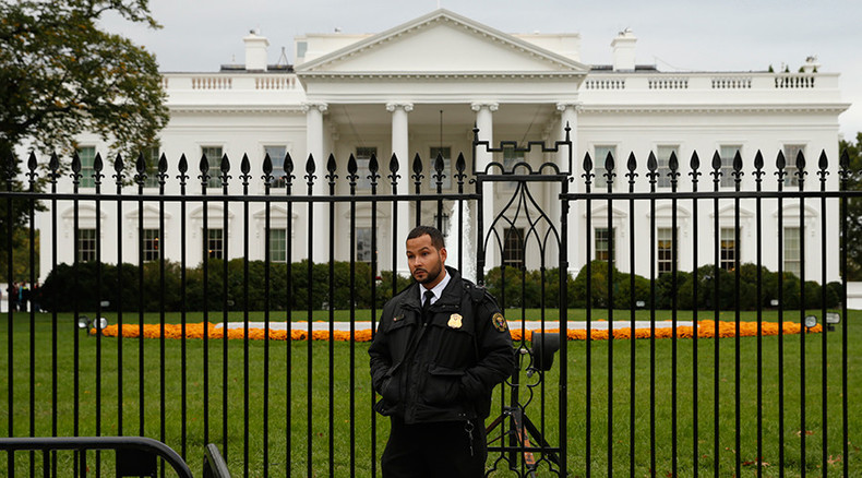 White House on lockdown due to unattended package - report