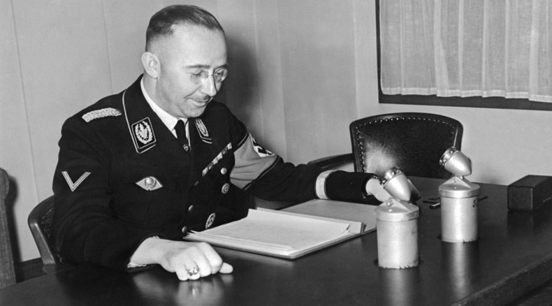 Neo-Nazi group sends Himmler's homosexuality speech to Estonian MPs