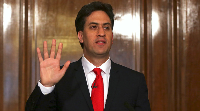 Ed Miliband was not defeated because he was too left wing, study indicates