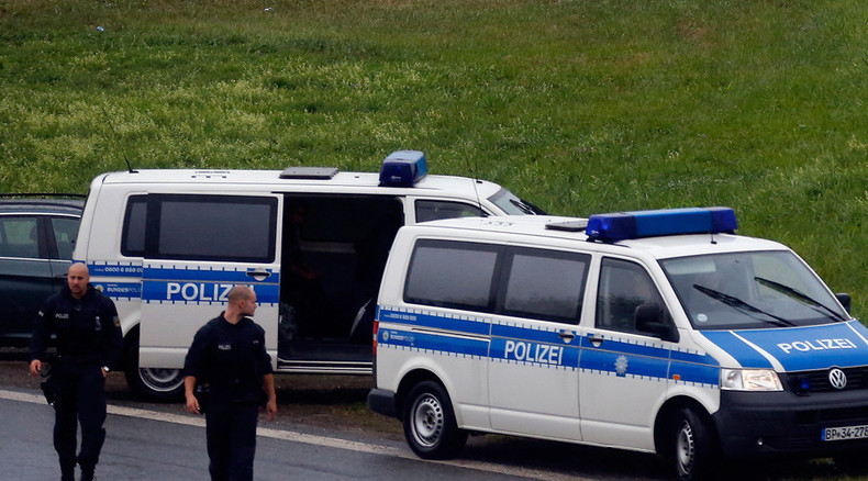 Berlin police kill known Islamic extremist after he stabbed officer in street