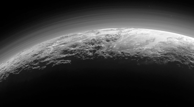 'Scientific bonanza': New NASA images reveal Pluto's giant ice mountains, hazy world
