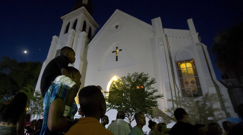 FBI agents arrest friend of accused Charleston church shooter