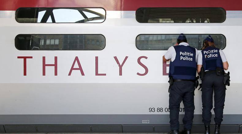Police arrest suspect on Thalys Amsterdam-Paris train evacuated in Rotterdam