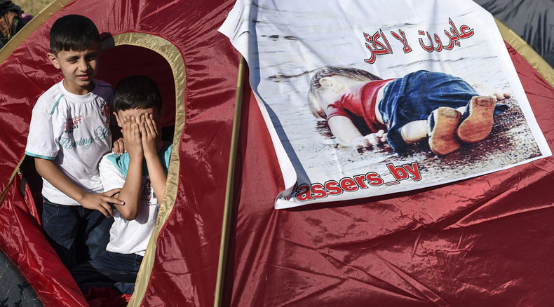 Another drowned child refugee? Reports of 4yo Syrian girl found dead on Turkey beach