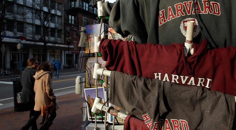 PC-ness run amok? Harvard students get 'ze' gender pronoun