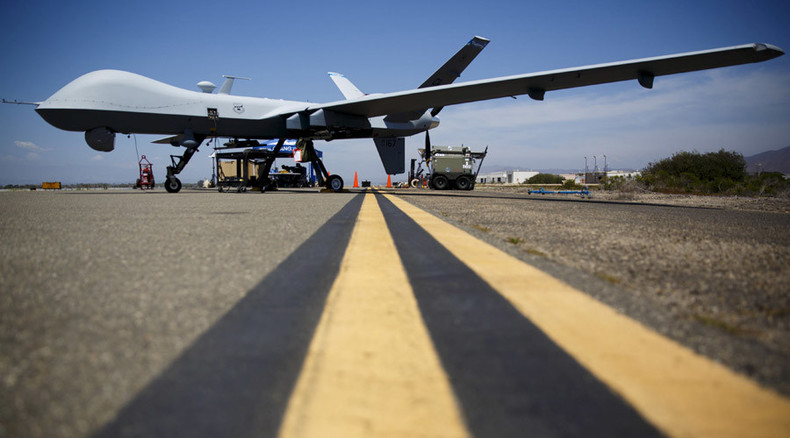 Air Force Times runs ad urging drone pilots to disobey orders