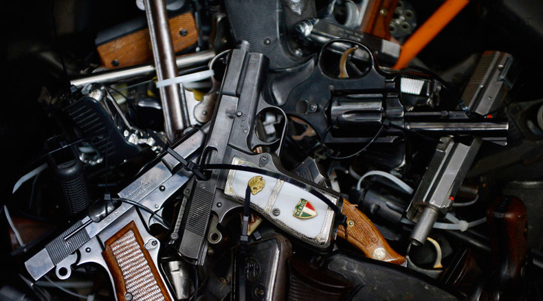St. Louis launches online fundraiser stage of gun-buyback program