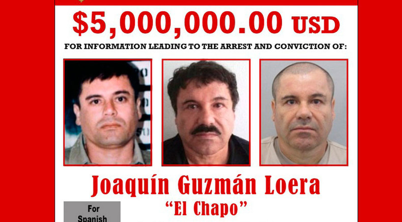 'El Chapo' escape: Mexico arrests 13 ex-prison execs
