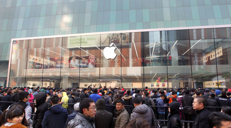Chinese men 'encouraged to donate sperm' to buy new iPhone 6S