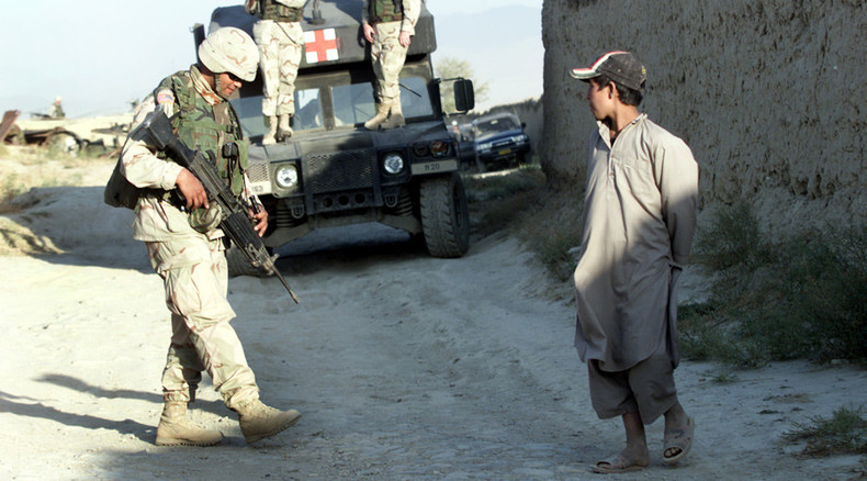 'We heard them screaming': US troops told to ignore Afghan soldiers abusing boys – report