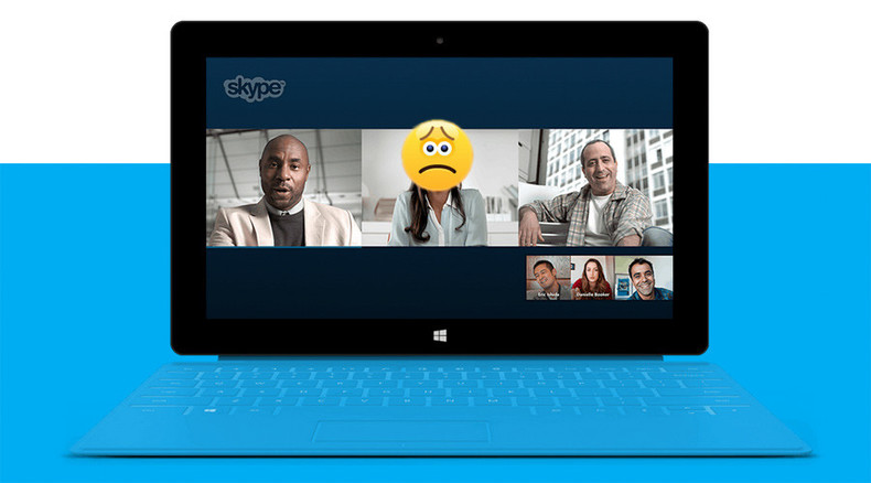 'I see dead people': How Skype outage 'ruined' people's lives on Monday