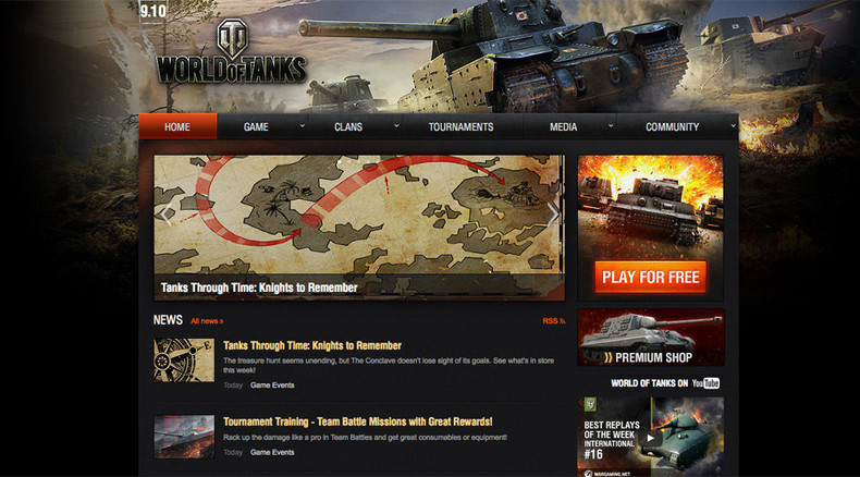 World of Tanks may provoke suicide? Russian media watchdog probes popular game