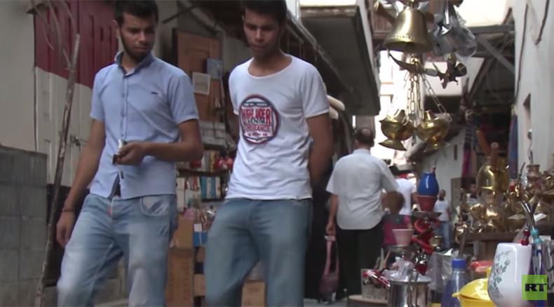 'Death boats' vs. danger at home: European asylum hope splits Syrian brothers