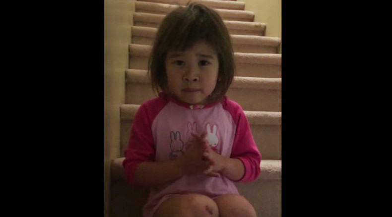 'I just want us all to be friends': 6yo's divorce advice to mom goes viral (VIDEO)