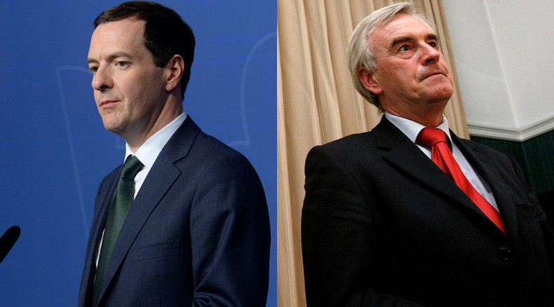 Osborne's austerity agenda fails to reduce deficit, ONS figures show