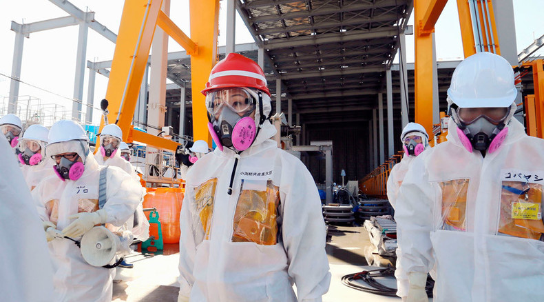 'Japanese govt creates illusion of normality at Fukushima'