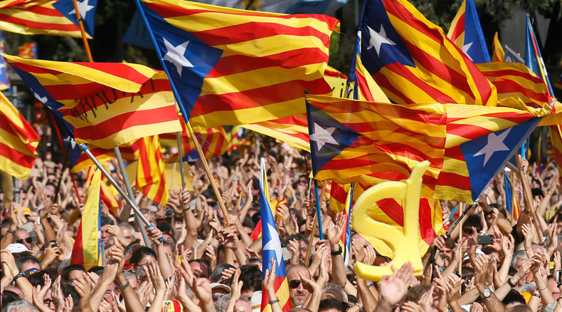 Catalan leader vows independence in 2 years should secessionists win snap vote