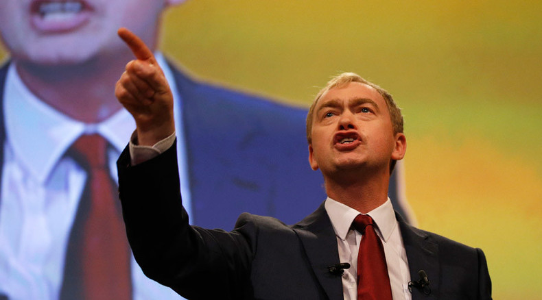 Lib Dem conference: Farron zeros in on housing, refugee crisis