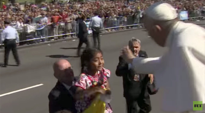 'Make our metro work': 5 weird & moving requests Pope got during US visit