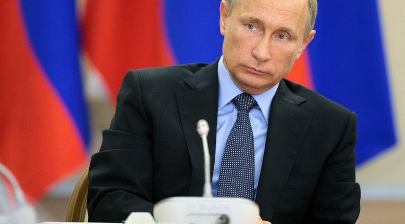 Live from New York, it's 'Putin the Great'