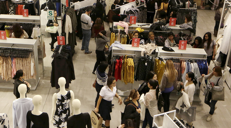 H&M sees over 15% growth in Russia