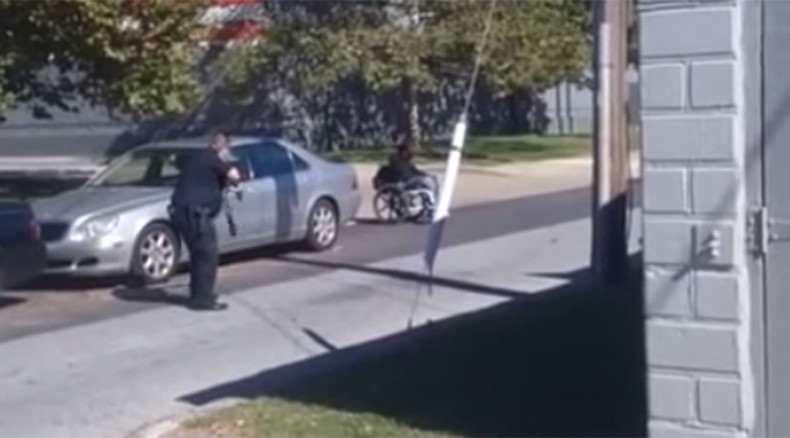 'Execution:' Cellphone footage shows Delaware cops shooting man in wheelchair