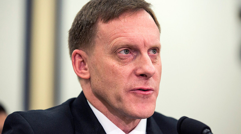 NSA director admits risk in gov't obtaining encryption keys, pressed on Clinton's email scandal