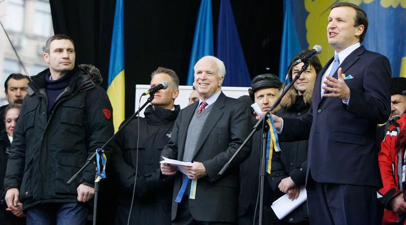 Kiev should 'walk away' from $3bn debt to Moscow – US senator