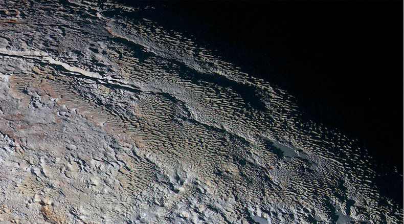 'More dragon scales than geology': Pluto like we've never seen it before (PHOTOS)