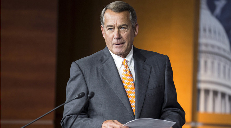 Boehner to resign as Speaker, quit Congress in October