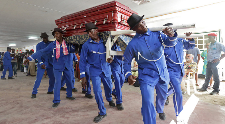 Undertaker to offer coffins… for rent