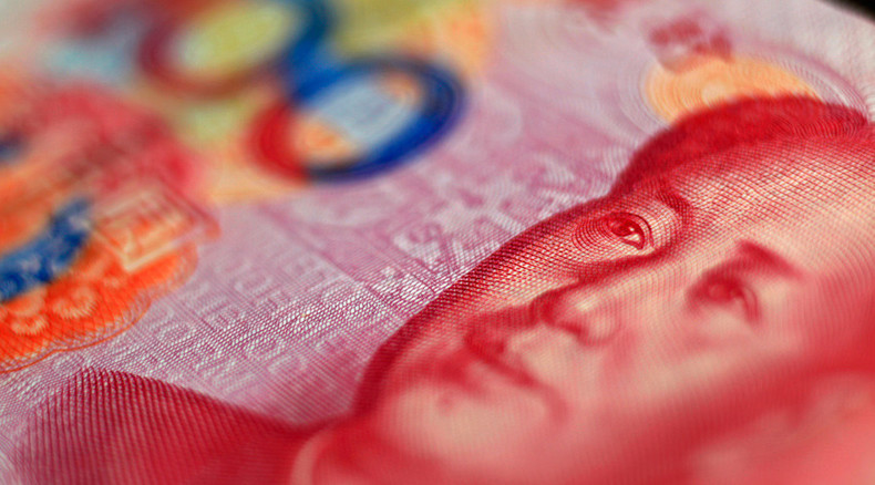 China capital flight hits record high as yuan plunges