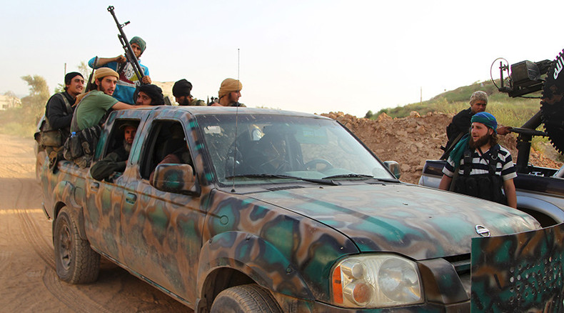 US-trained Syrian rebels 'gave 6 trucks, ammo' to Al-Qaeda affiliate – CENTCOM