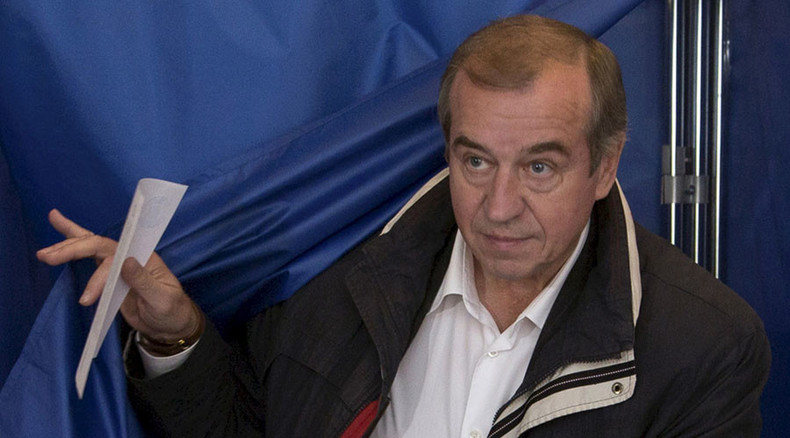 Opposition MP elected regional governor in Russia's Siberia