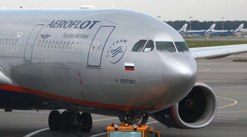 Aeroflot confirms Ukraine flight ban