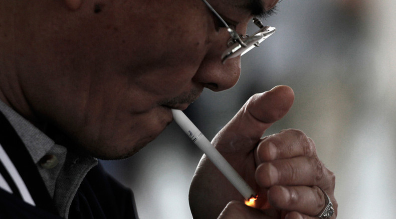 Smoking addiction and lung health linked to genetics, say British scientists
