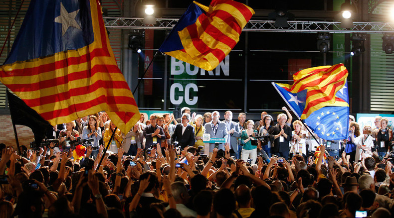 Madrid says it will not discuss Spain's unity after Catalan separatists claim victory
