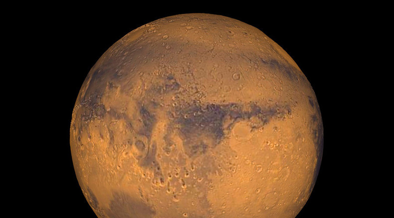 NASA confirms: Mars has liquid water