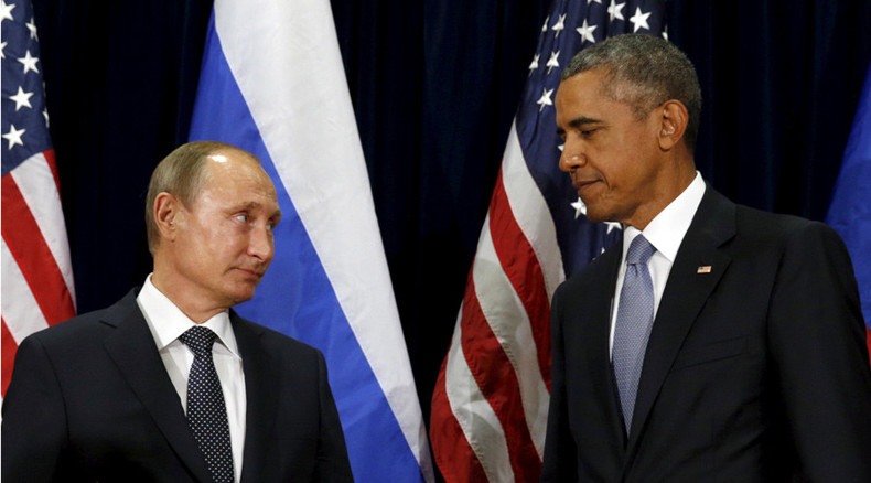 Verbal duel: How Putin & Obama sparred at UN