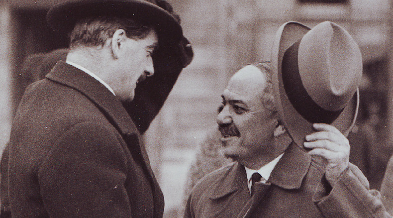 'Man of clay': Maisky's encounters with Anthony Eden
