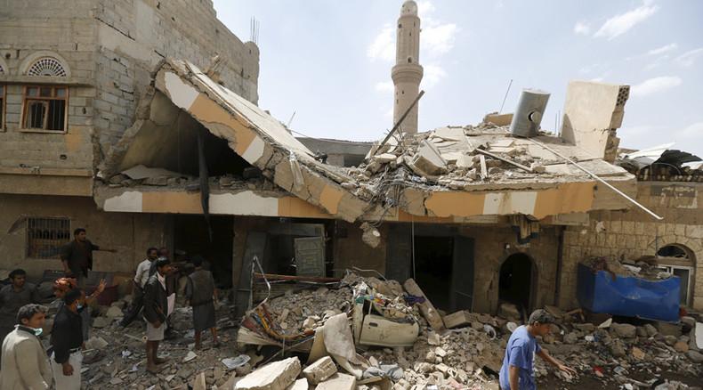 2,300+ civilians killed in 6 months: Worst coalition attacks in Yemen
