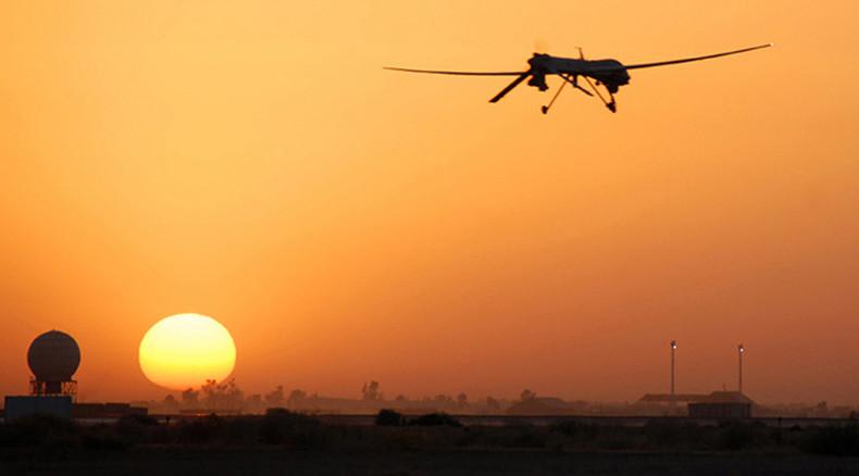 Apple kills drone strike news app for 'objectionable content'