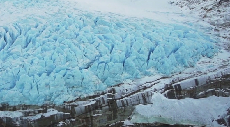 Luxury ice cubes? Greens slam 'insane' plan to carve Norway glacier
