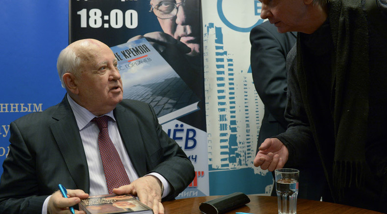 Nationalist leader Zhirinovsky sues Gorbachev over slander in memoirs