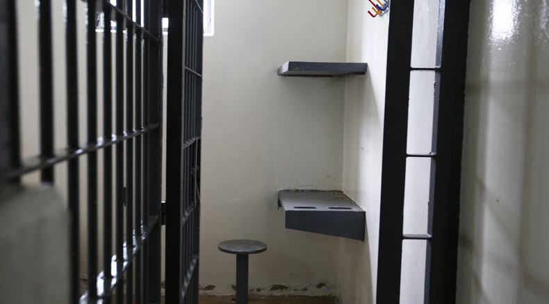 Prison inmate cuts off penis, tried to flush it down toilet