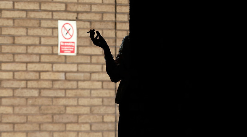 British prisons 'could ignite' over smoking ban in cells