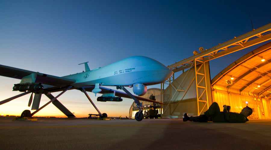 Secret US drone operation stalking ISIS in Syria – report